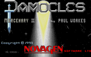 Damocles: Mercenary II