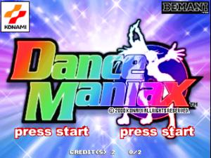Dance Maniax