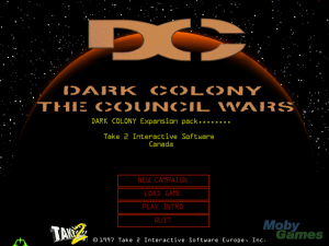 Dark Colony: The Council Wars