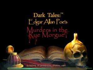 Dark Tales: Edgar Allan Poe\'s Murders in the Rue Morgue