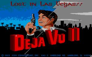 Déjà Vu II: Lost in Las Vegas