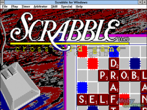 Deluxe Scrabble for Windows