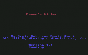 Demon's Winter