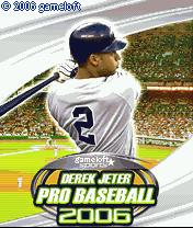 Derek Jeter Pro Baseball 2006