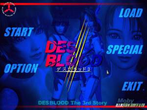 Des Blood 3