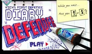 Diary Defender