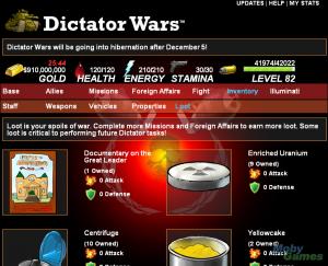 Dictator Wars