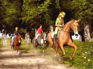 Die Pferdebande: Falsches Spiel bei der Pferdeshow