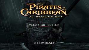 Disney Pirates of the Caribbean: At World\'s End