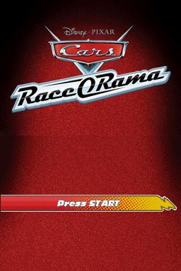 Disney/Pixar Cars: Race-O-Rama
