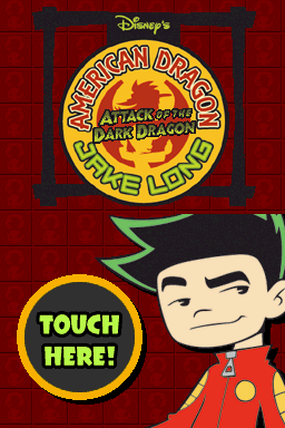 Disney's American Dragon: Jake Long - Attack of the Dark Dragon