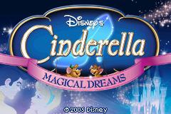 Disney\'s Cinderella: Magical Dreams