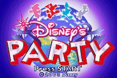 Disney\'s Party