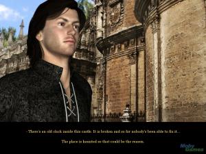 Dominic Crane\'s Dreamscape Mystery