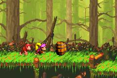 Donkey Kong Country 2: / Diddy's Kong Quest