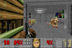 Doom 2 / Doom II: Hell on Earth