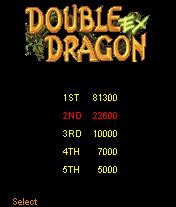 Double Dragon EX
