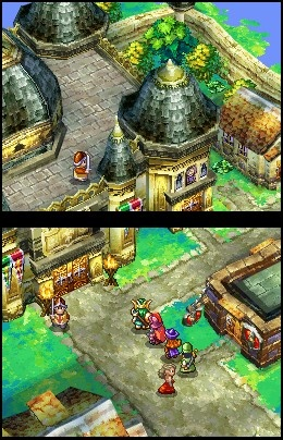 Dragon Quest IV: Chapters of the Chosen (NA) / Dragon Quest: The Chapters of the Chosen (EU)