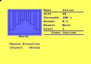 Dragona Maze (Amstrad Disk 50)
