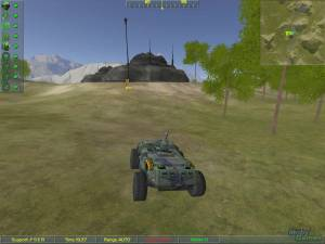 DropTeam: Mechanized Combat in the Far Future