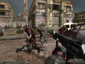 Dusk-12: Deadly Zone