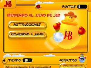 El juego de JB