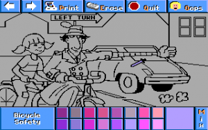 Electric Crayon 3.0: Inspector Gadget: Safety Patrol