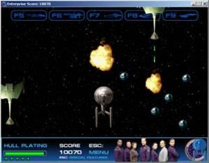 Enterprise: The Game