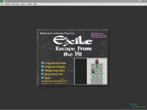 Exile: Escape from the Pit