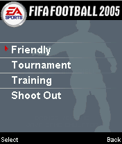 FIFA Soccer 2005 Mobile International Edition