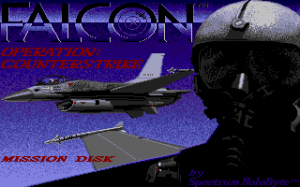 Falcon Operation: Counterstrike