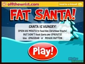 Fat Santa!