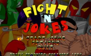 Fight\'N\'Jokes