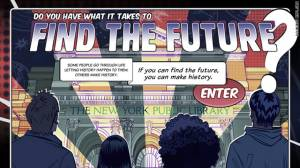 Find the future: the game