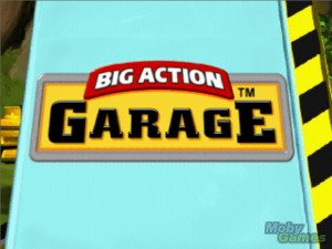 Fisher-Price: Big Action Garage 