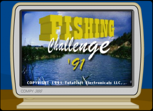 Fishing Challenge \'91