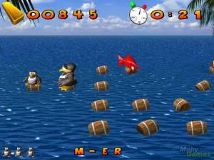 Fishing Pinguins