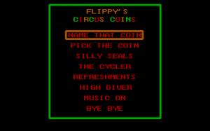 Flippy\'s Circus Coins