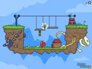 Floating Islands Game
