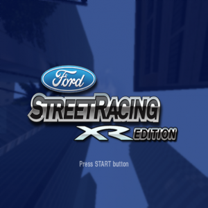 Ford Street Racing (XR Edition)