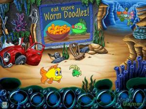 Freddi Fish 5: The Case of the Creature of Coral Cove