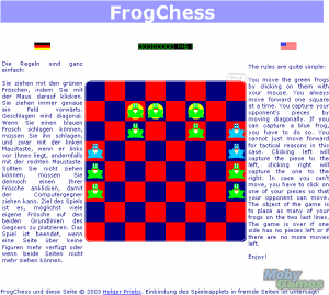 FrogChess