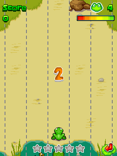 Frogger: Beats n\' Bounces