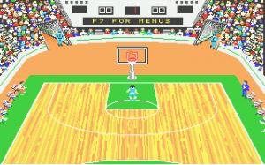 GBA Championship Basketball: Two-on-Two