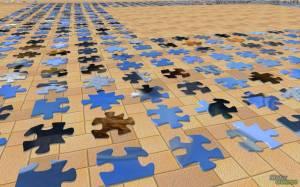 Gaia 3D Puzzle