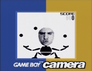 Game Boy Camera (included Games)