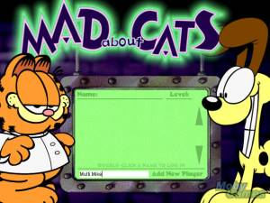 Garfield\'s Mad About Cats