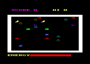 Ghosts (Amstrad Disk 50)