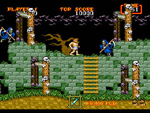 Ghouls \'n Ghosts
