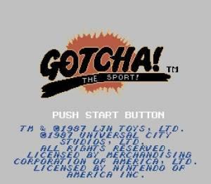 Gotcha!: The Sport